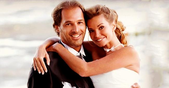 Ingrid Chauvin dévoile de belles photos de son mariage avec Thierry Peythieu