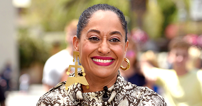 Tracee Ellis Ross Celebrates First Day of Summer with Sultry Bikini Selfie