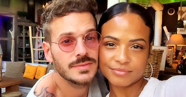Christina Milian et M. Pokora enfin réunis après une séparation difficile