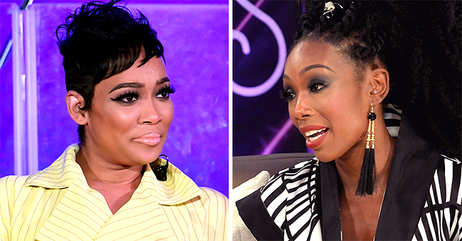 Monica Talked to RuPaul about 'Feuding' with Brandy after 'The Boy Is Mine'