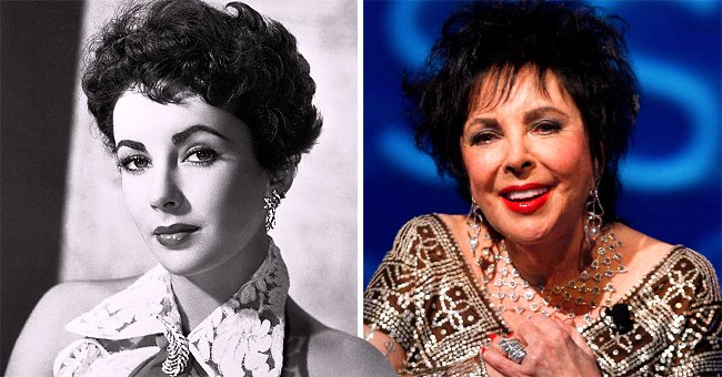 Elizabeth Taylor's Final Years after Her Iconic Movie Career during Hollywood's Golden Era