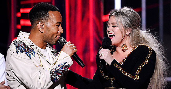 John Legend, Kelly Clarkson Sing 'Your Body & Your Choice' in Updated 'Baby, It's Cold Outside'