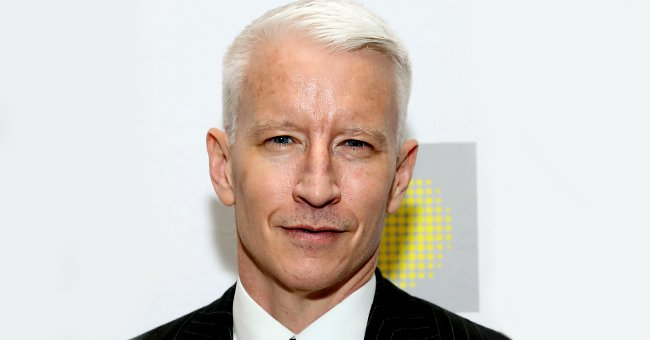 Anderson Cooper at the 10th Annual Hope for Depression Research Foundation's HOPE Luncheon, NY 2016 | Photo: Getty Images