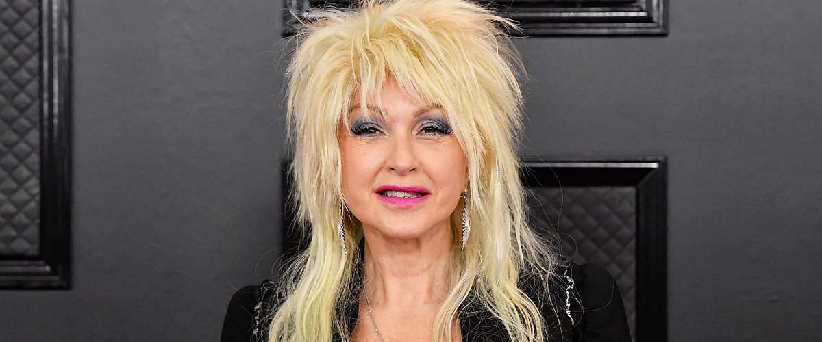 Cyndi Lauper attends the 62nd Annual Grammy Awards at Staples Center on January 26, 2020   Photo: Getty Images