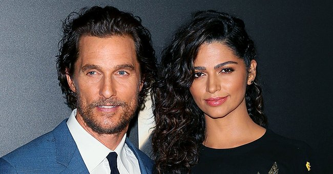 Matthew McConaughey's Wife Camila Alves Showcases Natural Beauty in a Makeup-Free Photo