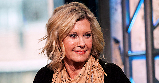 Olivia Newton-John Made Rare Public Appearance with Husband at  the 'Donny & Marie' Las Vegas Show