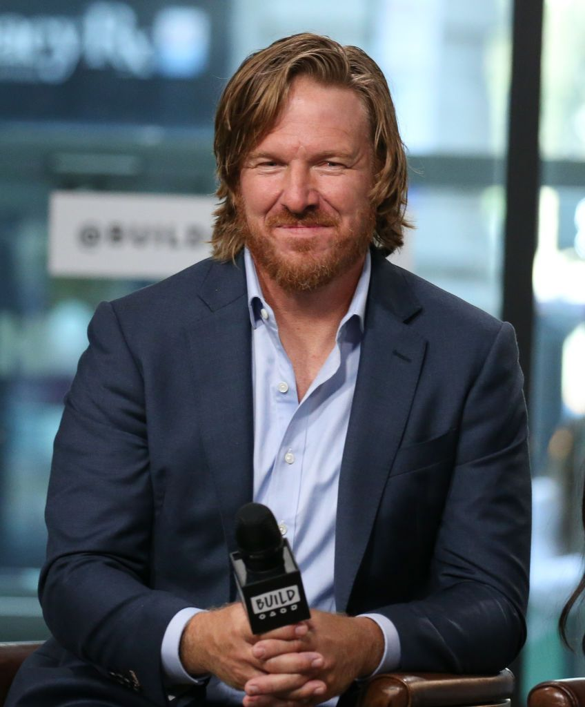 """Chip Gaines discussing his new book, """"Capital Gaines: Smart Things I Learned Doing Stupid Stuff"""" at Build Studio on October 18, 2017, in New York City 