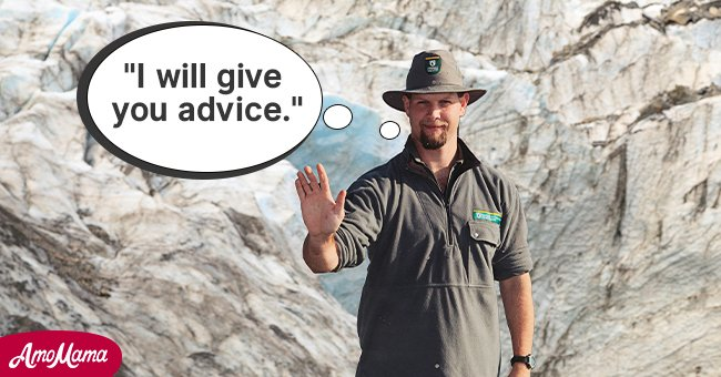 The DNR officer had very useful advice.   Photo: Shutterstock