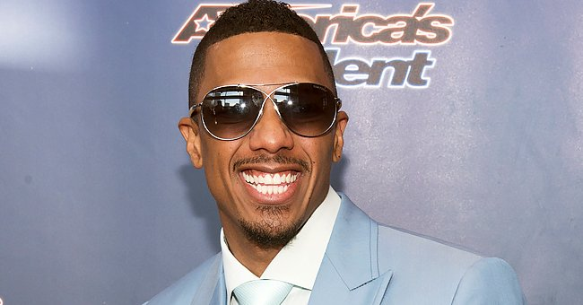 Nick Cannon's 2-Month-Old Daughter Powerful Queen Steals Hearts in a Pic Showing Her Cute Smile
