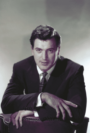 American actor Rock Hudson (1925 - 1985), circa 1954. | Source: Getty Images
