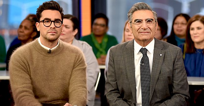 Watch Eugene Levy's Lookalike Son Daniel Show off His Acting Skills in a New Video