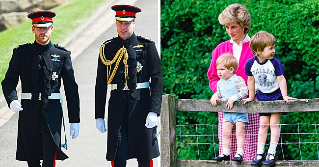 Princess Diana's 1985 Letter Reveals Touching Bond between Prince William & Prince Harry