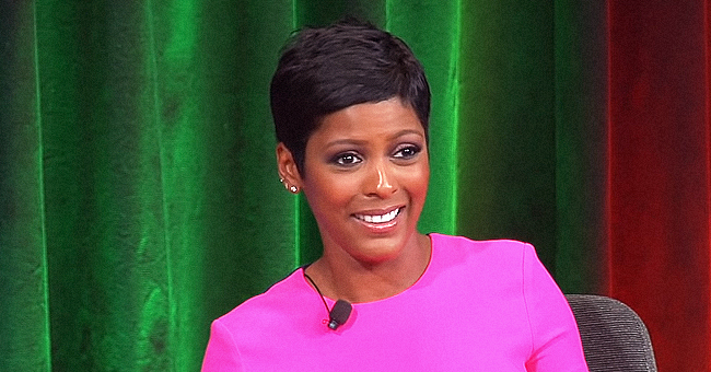 Tamron Hall Shares Adorable 'Passport Picture' of Baby Son Moses in a Cute Bow Tie