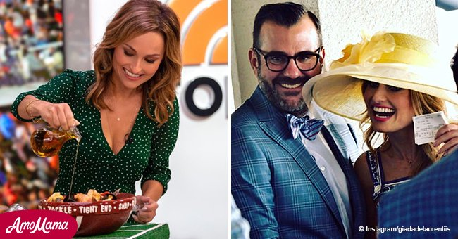Here's how 'Pasta Queen' Giada De Laurentiis found love after a painful divorce