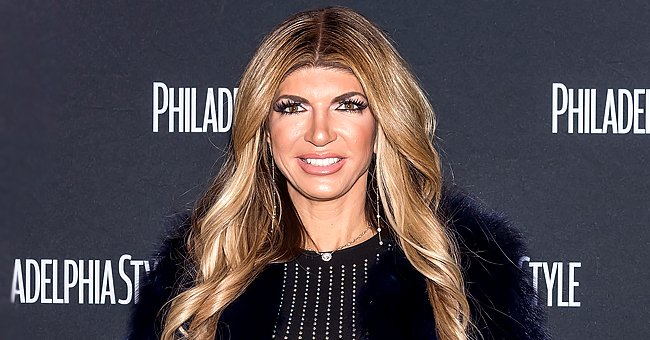 RHONJ Star Teresa Giudice, 48, Shares Rare Photo Posing with All 4 of Her Gorgeous Daughters