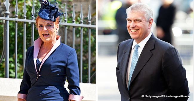 Body Language Expert Analyzed Photos of Sarah Ferguson and Prince Andrew Together