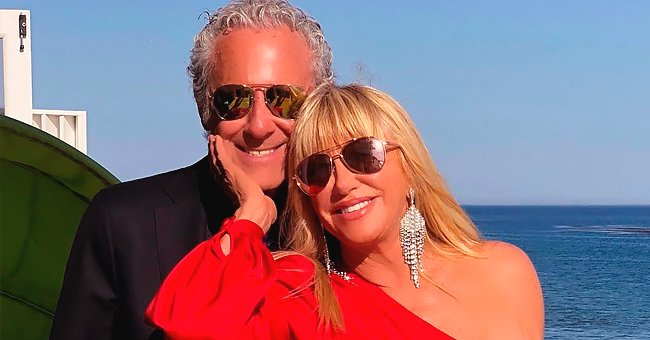 Suzanne Somers Talks about Her Romantic Life with Husband Alan Hamel & Says There Are No Moody Days