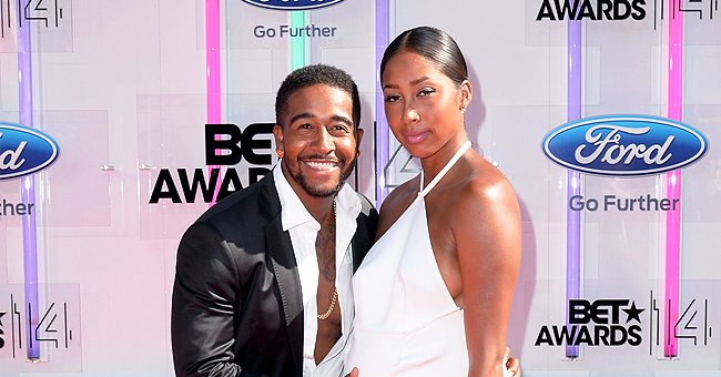 Apryl Jones' Ex Omarion Shares Photos from Their Daughter A'Mei Kazuko's 4th Birthday Party