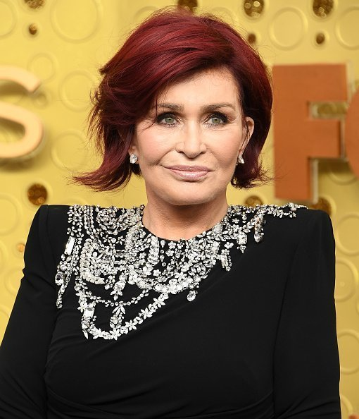 Sharon Osbourne arrives at the 71st Emmy Awards at Microsoft Theater in Los Angeles, California. | Photo: Getty Images