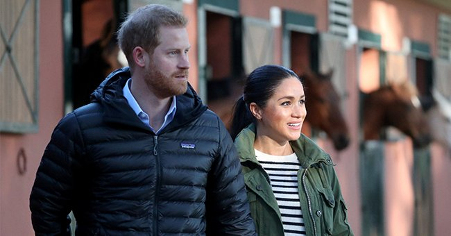 Us Weekly: Harry Is Doting On Pregnant Meghan All the Time by Cooking & Making Her Comfortable