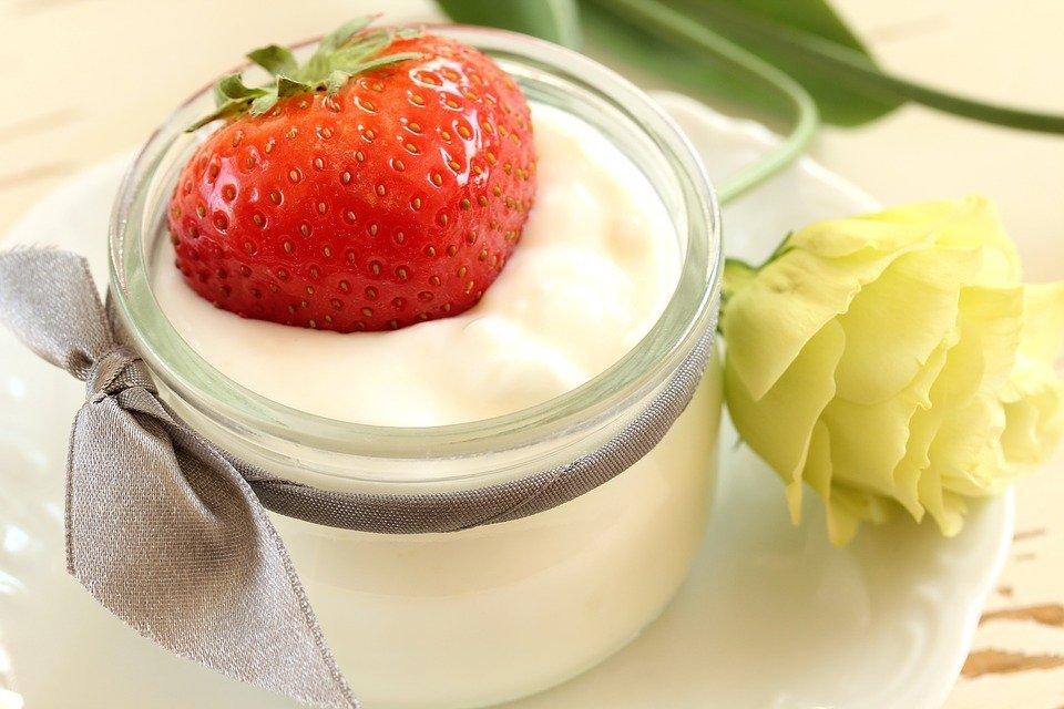 Yogur| Foto: Pixabay