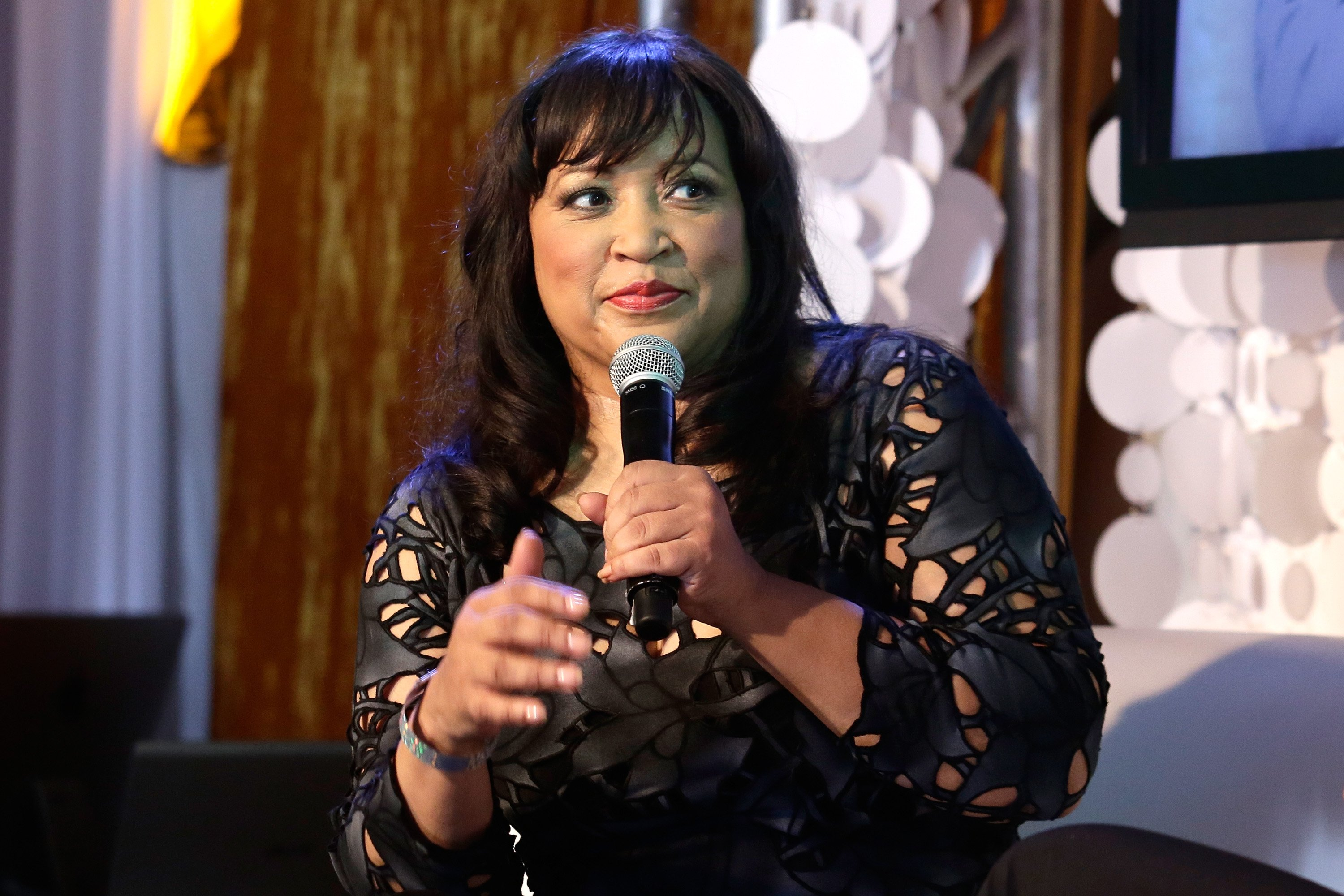 Jackee Harry at the Centric Pavilion during the 2013 BET Experience at L.A. LIVE on June 29, 2013. | Photo: Getty Images