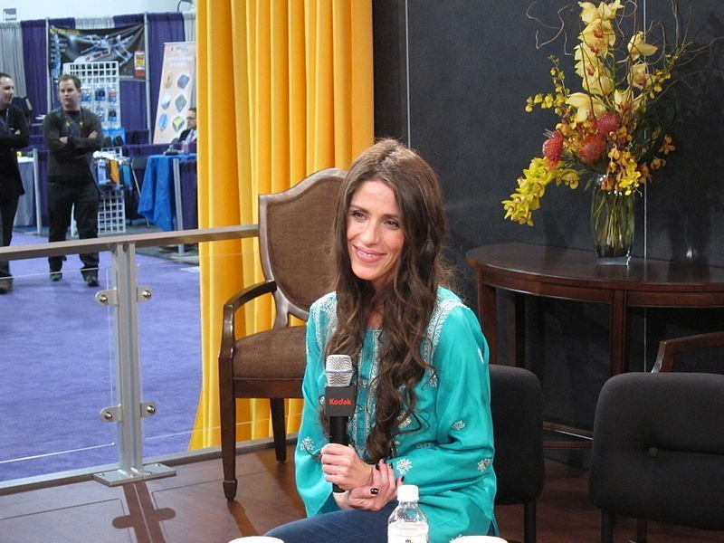 """Soleil Moon Frye from """"Punky Brewster.""""  