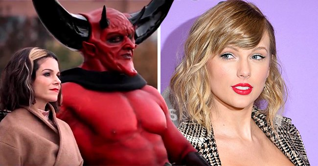 Taylor Swift Drops Snippet of 'Love Story' Re-Record for Ryan Reynold's 'Match Made in Hell' Ad