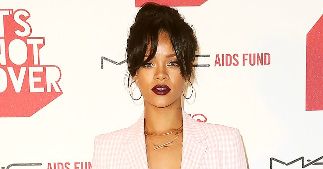 Rihanna Poses with Giant Version of Her Photography Book That Has Only 500 Copies in the World