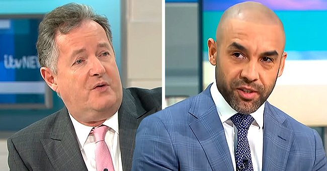 Piers Morgan's Colleague Alex Beresford, Who Confronted Him Speaks Out after His Exit from GMB