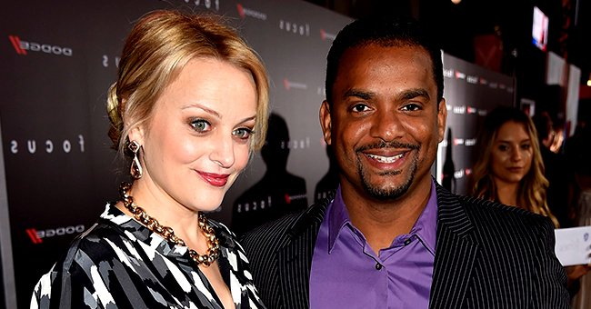 See Alfonso Ribeiro & Wife Angela's Tributes to His Eldest Daughter Sienna on Her 18th Birthday