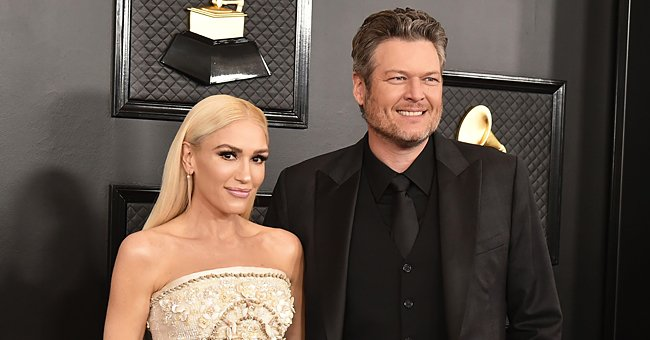 Gwen Stefani Talks about the Special Moments with Blake Shelton and Her Kids during Quarantine