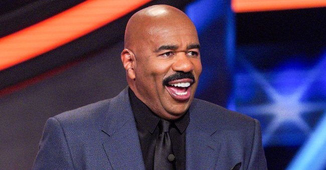 Steve Harvey Shows off His Suit Game as He Shares a Video Compilation of His Looks