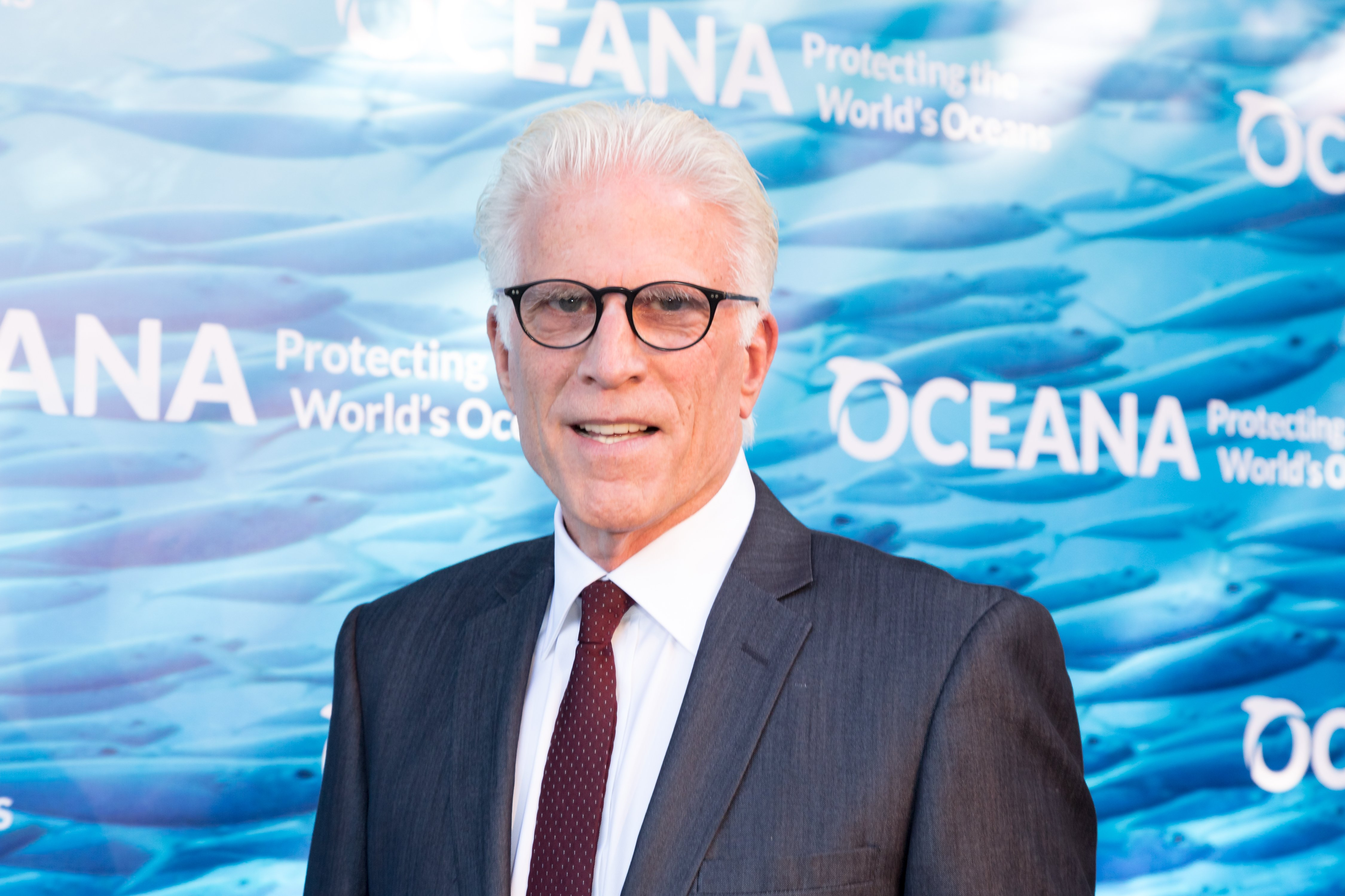 Ted Danson attends the 11th Annual SeaChange Summer Party on July 21, 2018, in Laguna Beach, California. | Source: Getty Images.