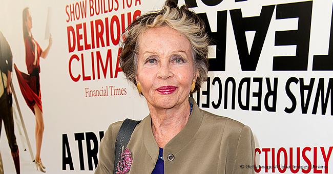 La légendaire Leslie Caron prouve que l'âge n'est qu'un nombre qui fait merveille dans ses 87 ans