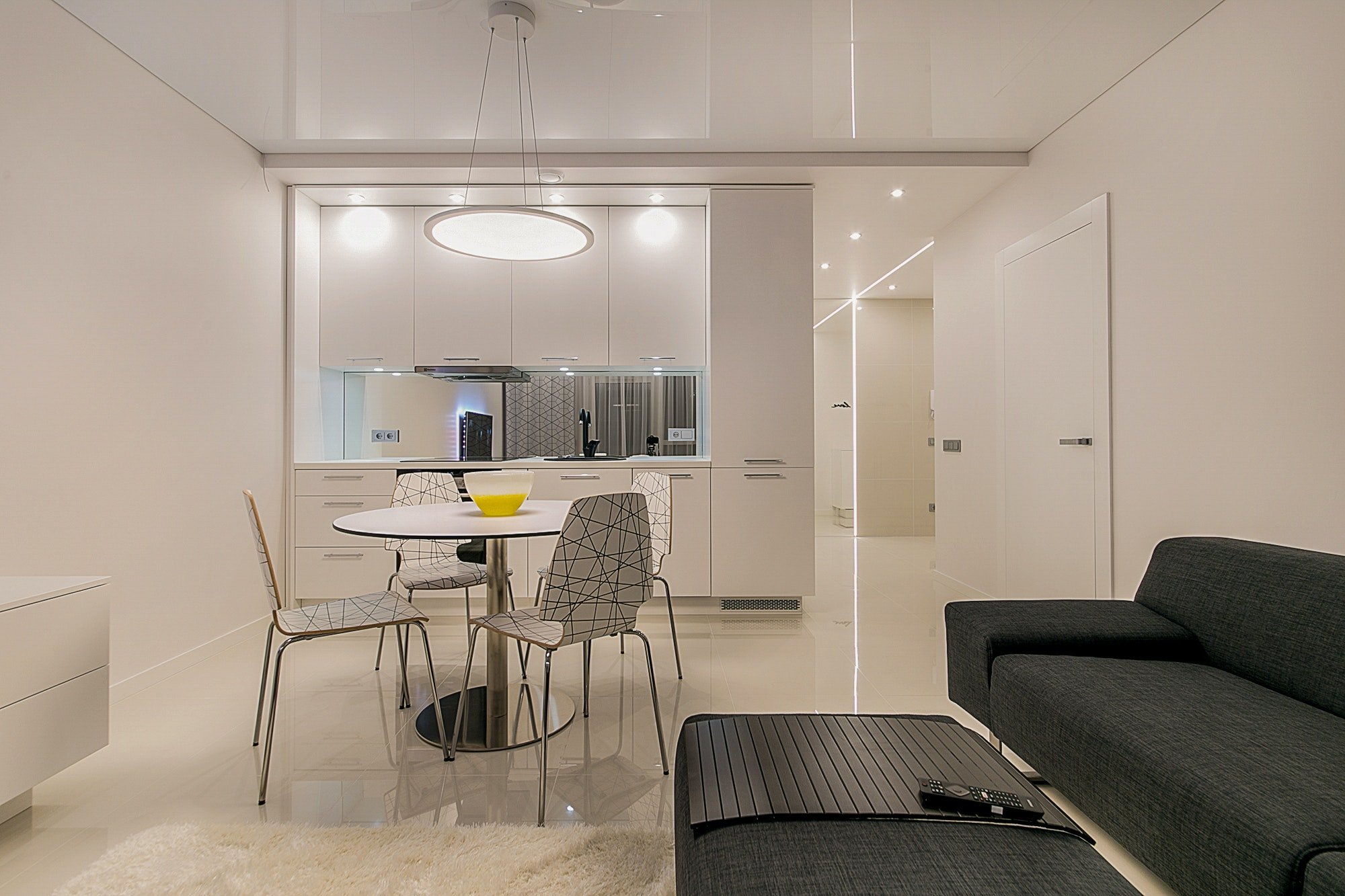 Pictured - An interior design of an apartment | Source: Pexels