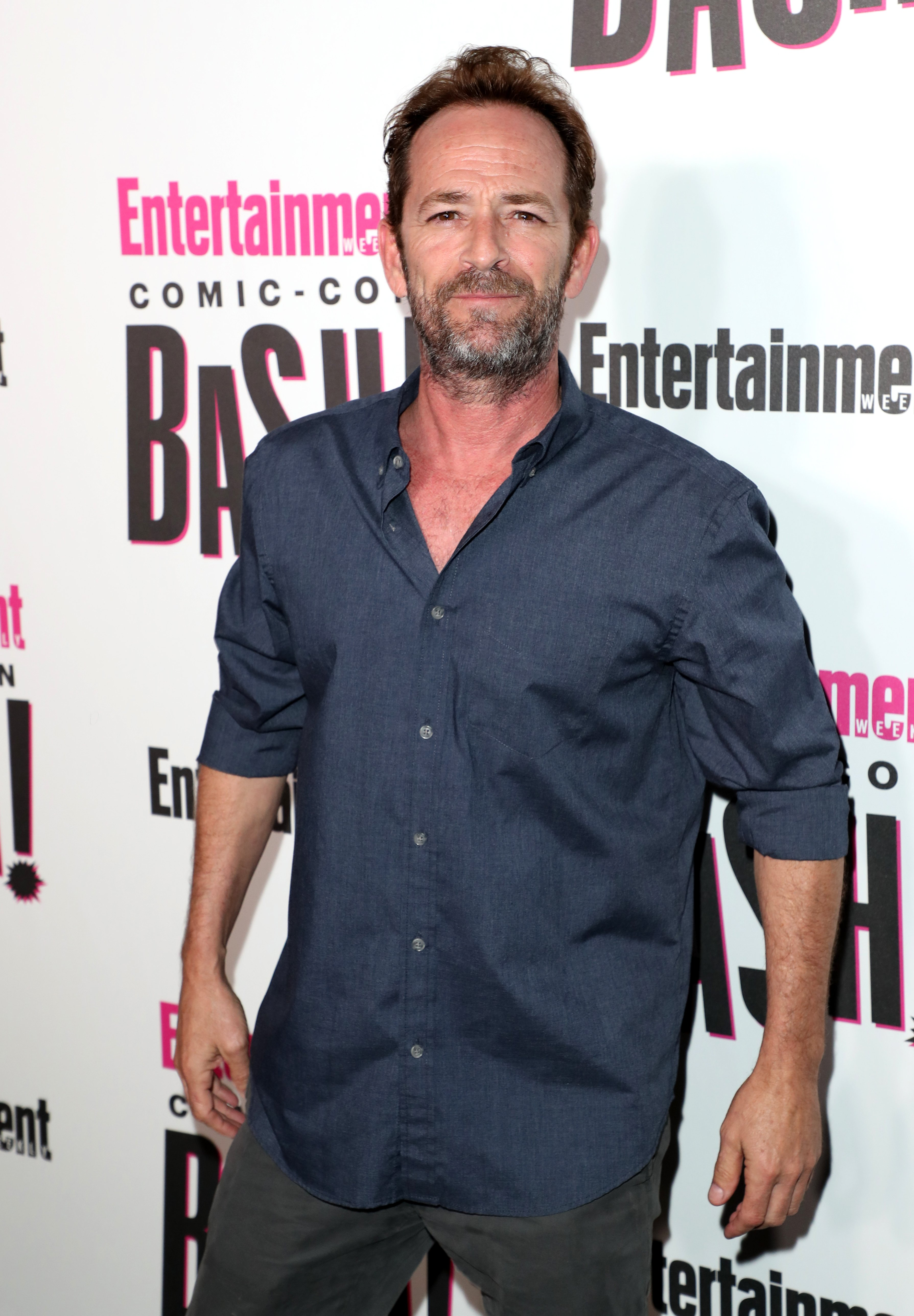 Luke Perry is dead at 52 after suffering stroke | Photo: Getty Images