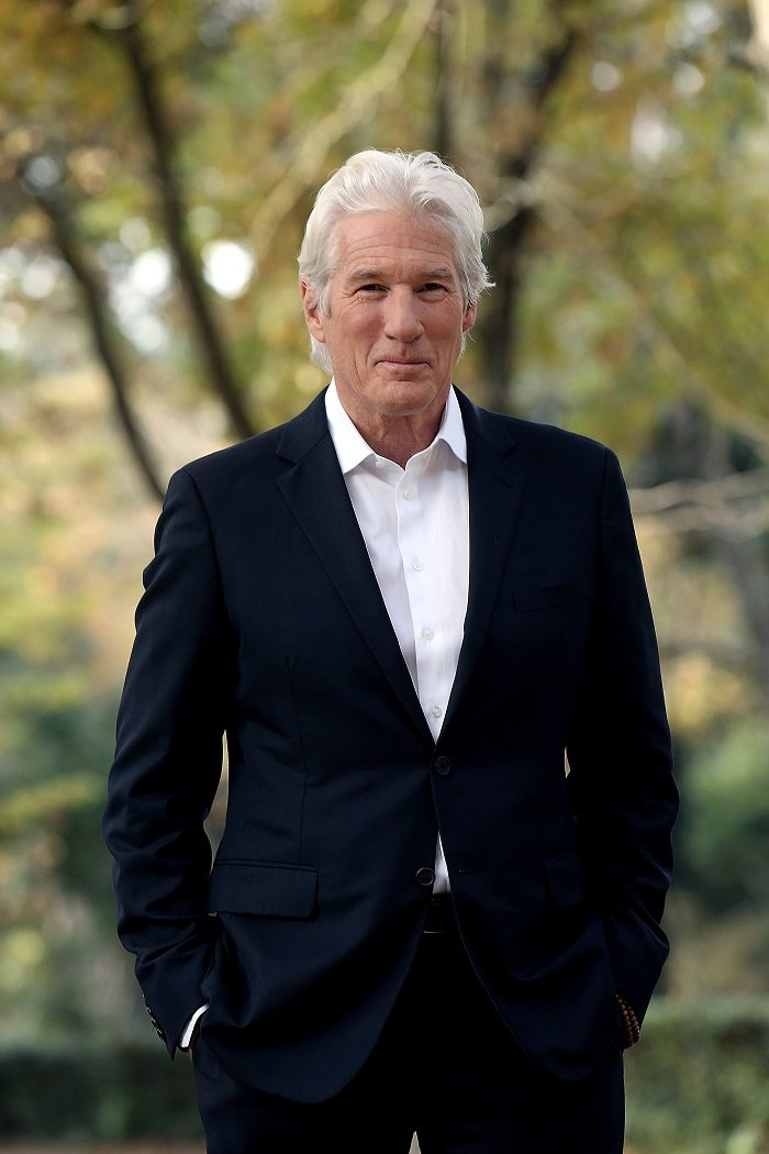 Richard Gere l Picture: Getty Images