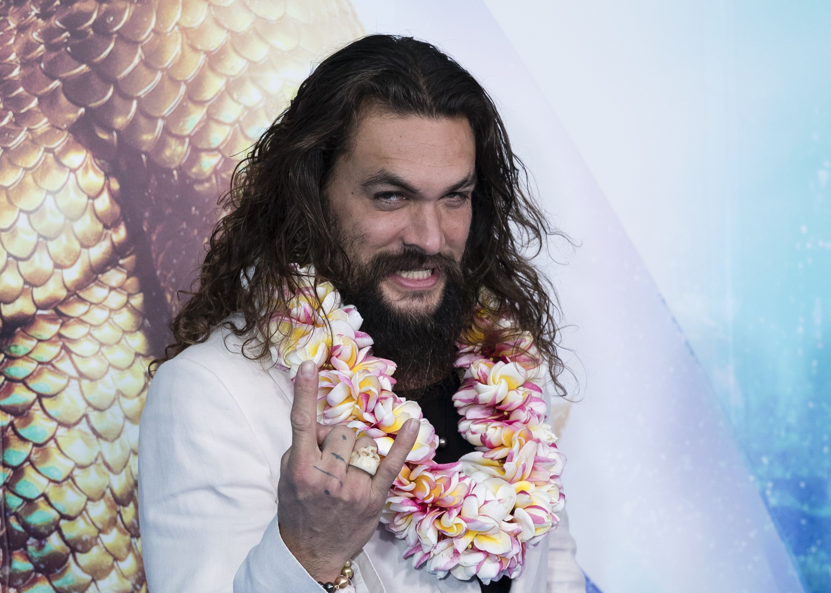 Jason Momoa. I Image: Getty Images.