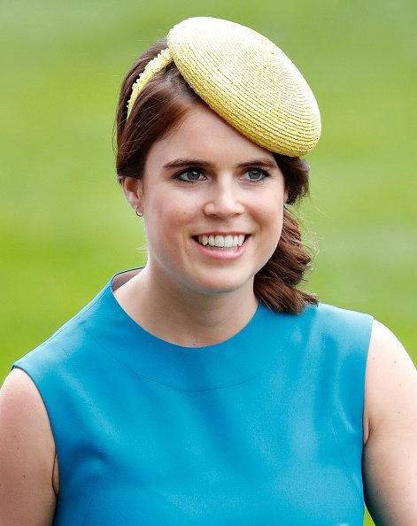 Pricness Eugenie at Ascot Racecourse on June 18, 2019 in Ascot, England | Photo: Getty Images