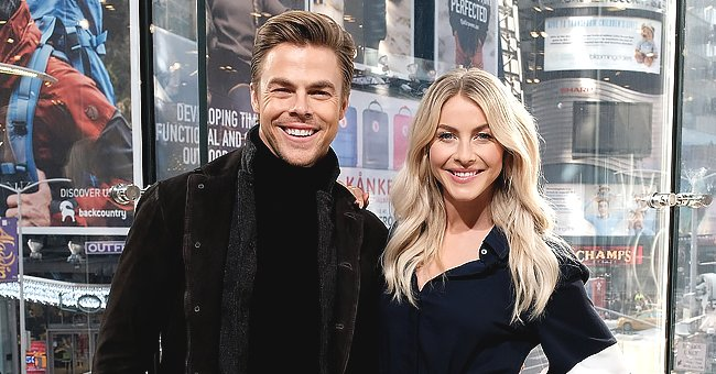 Check Out the Advice Julianne Hough Gave Her Brother Derek on Judging 'Dancing with the Stars'