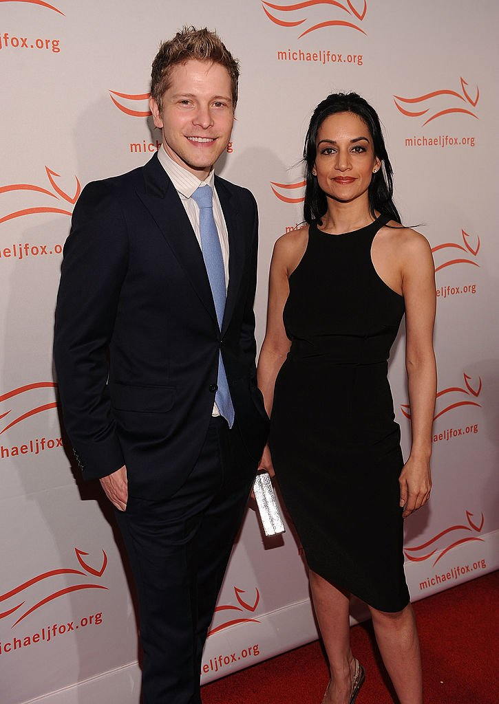 Matt Czuchry and Archie Panjabi attend the 2011 A Funny Thing Happened On The Way To Cure Parkinson's event at The Waldorf Astoria on November 12, 2011. | Photo: Getty Images