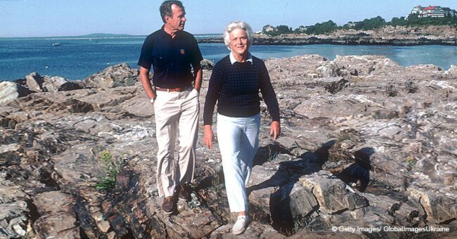 Late Barbara Bush Was Crazy About Keds and in One of Her Last Interviews, She Explained Why