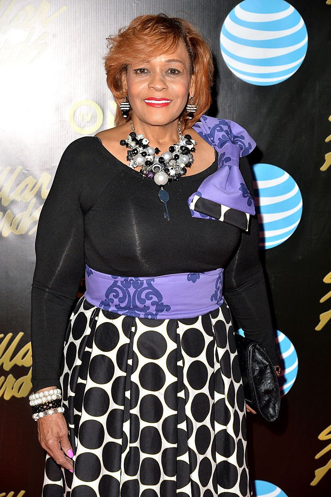 Jacky Clark Chisholm attends the 2016 Stellar Gospel Awards at the Orleans Arena on February 20, 2016 | Photo: Getty Images