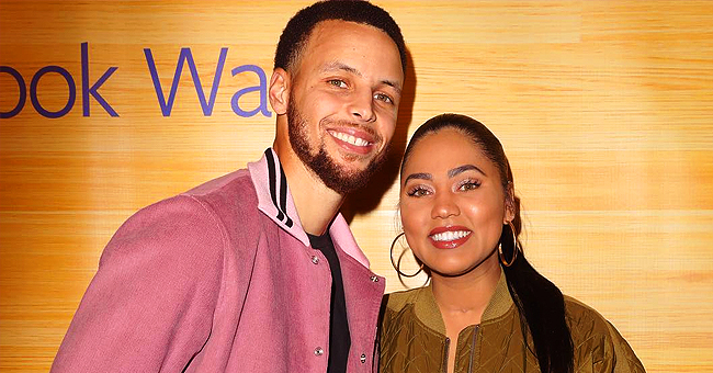Stephen & Ayesha Curry's Son Canon Is Cuteness Overload While Riding His Tricycle in a Photo