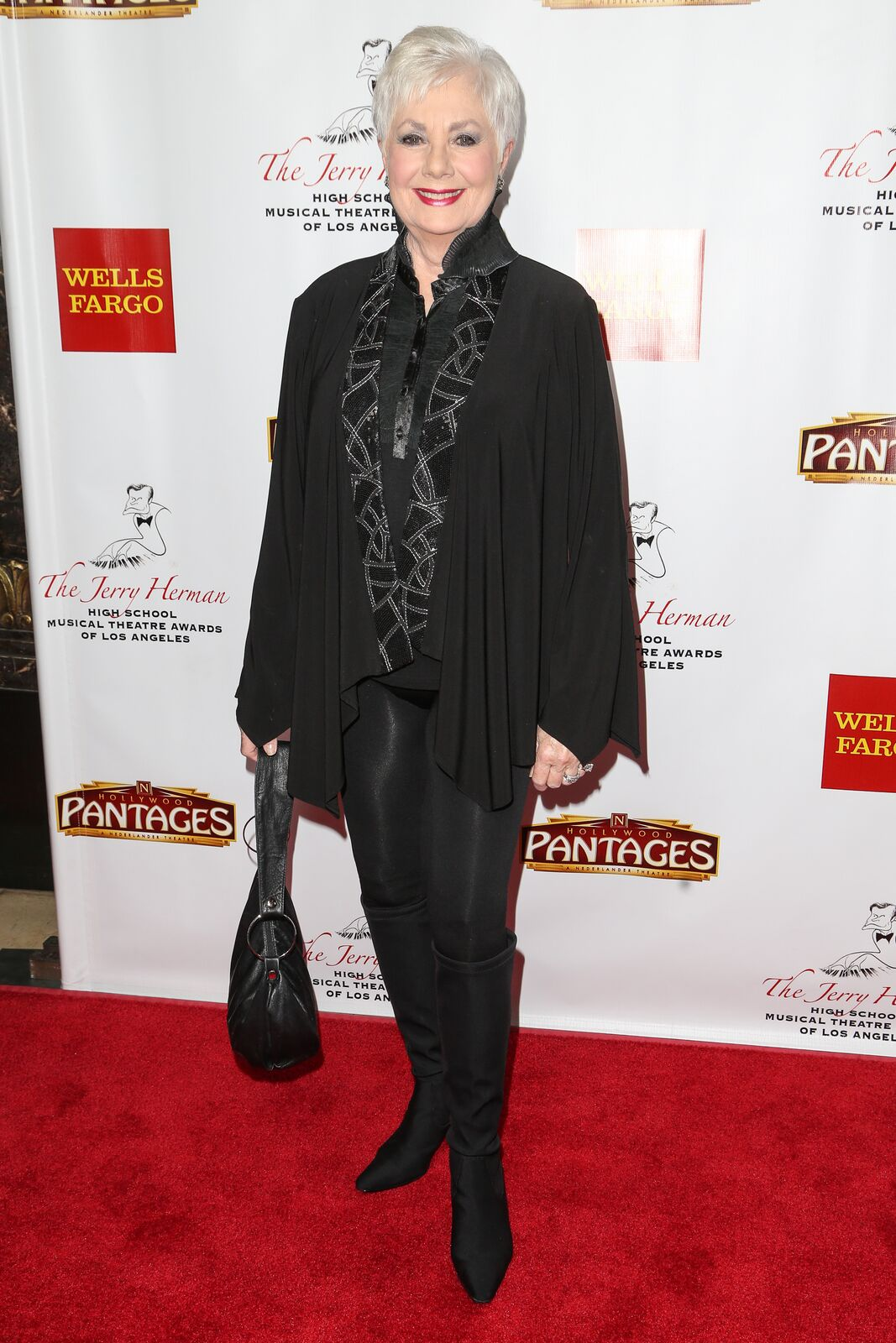 Shirley Jones at the Pantages Theatre on June 1, 2014. | Photo: Getty Images