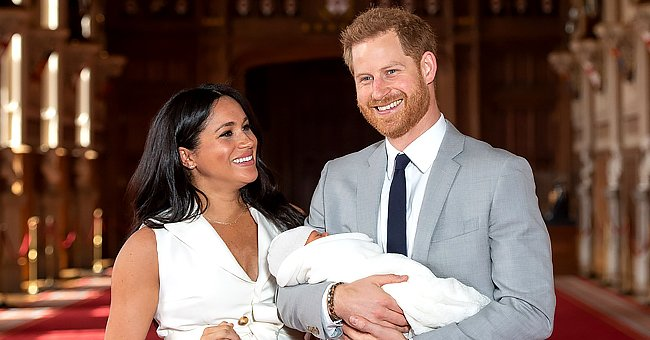 ET: Royal Family Members Are Disappointed They Won't See Baby Archie This Holiday Season