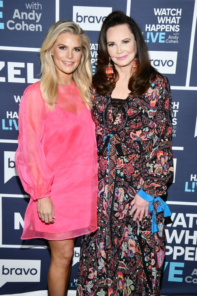 """Madison LeCroy and Patricia Altschul during an appearance on """"Watch What Happens Live With Andy Cohen"""" on May 15, 2019   Photo: Getty Images"""