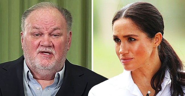 Meghan Markle's Estranged Dad Thomas Speaks Out about Her Saying She Felt He Betrayed Her