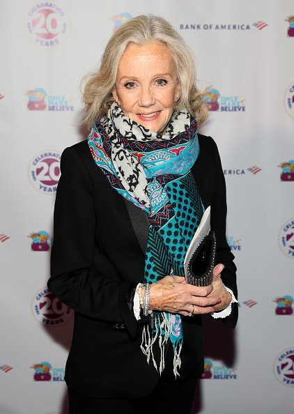 Hayley Mills at Gerald Schoenfeld Theatre on November 4, 2019 in New York City. | Photo: Getty Images